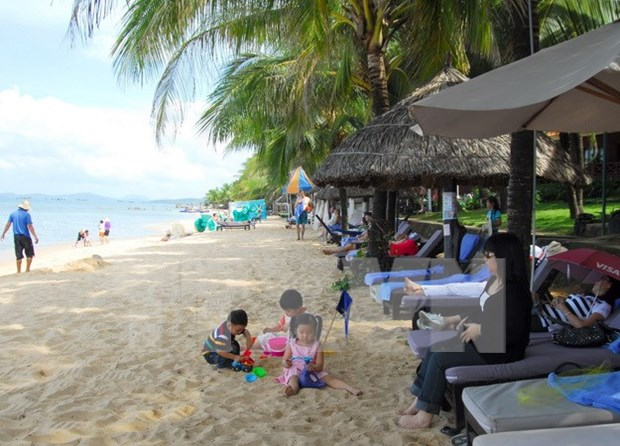 Gran concurrencia al Feria internacional de Turismo en Ciudad Ho Chi Minh hinh anh 1