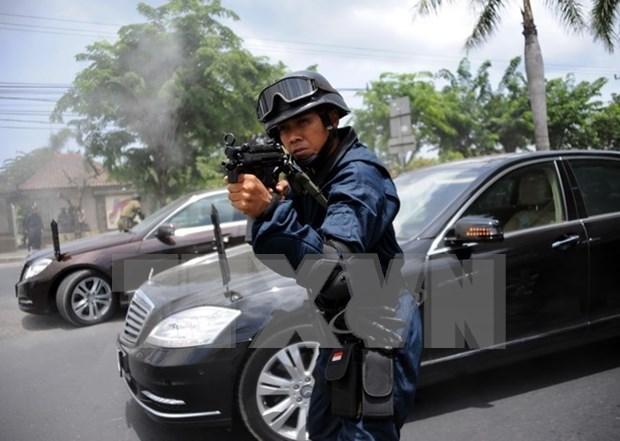 Jefes de policia de ASEAN firman protocolo sobre gestion de crisis hinh anh 1