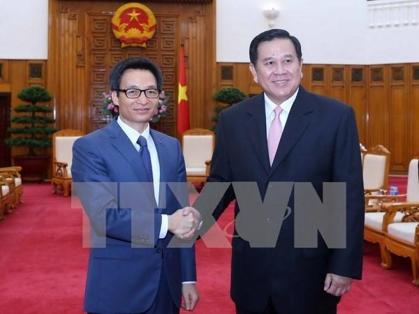 Vietnam y Tailandia por fortalecer cooperacion cultural y turistica hinh anh 1