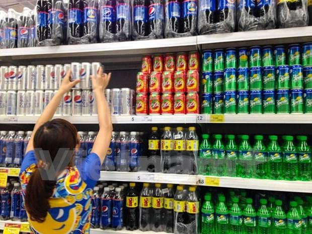 Multan a Coca-Cola Vietnam por violacion de higiene alimentaria hinh anh 1