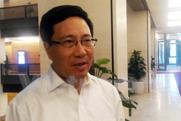 Nuevo Gobierno de Vietnam debe garantizar la paz y el desarrollo nacional hinh anh 1