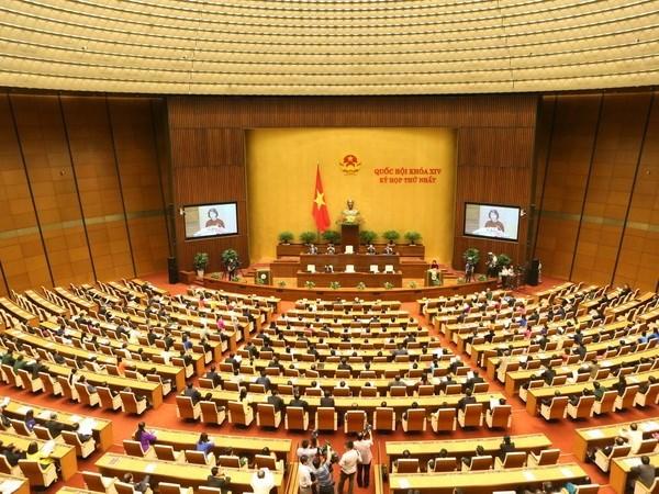 Asamblea Nacional de XIV legislatura determinada a actuar por interes del pueblo hinh anh 1