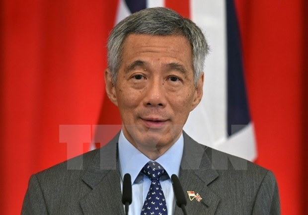 Premier singapurense visitara Estados Unidos hinh anh 1