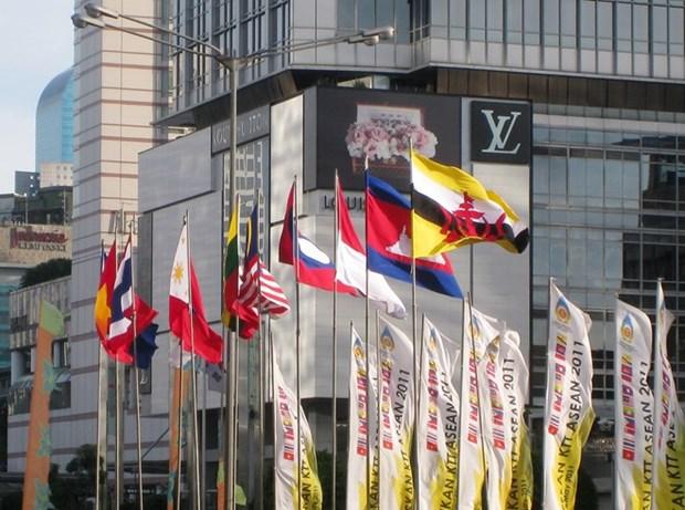 Comenzara hoy en Laos 48 Conferencia de Ministros de Economia de la ASEAN hinh anh 1