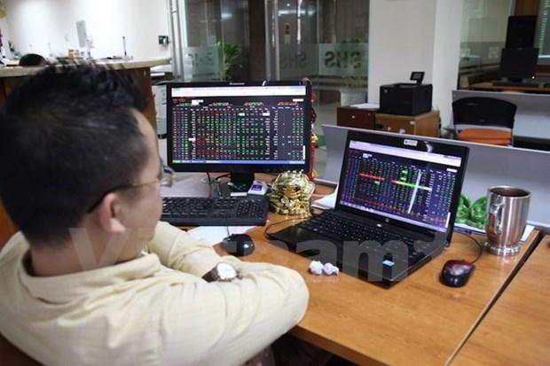 Espectacular crecimiento de bolsa vietnamita hinh anh 1