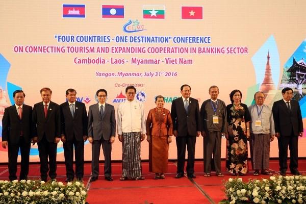 """Vietnam participa en foro """"Cuatro naciones – Un destino"""" en Myanmar hinh anh 1"""
