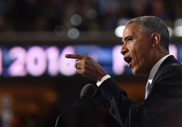 Dictamen de PCA debe ser respetado, dijo presidente Barack Obama hinh anh 1