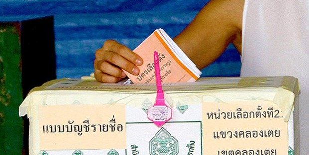 Tailandia estimula la participacion ciudadana en referendo sobre constitucion hinh anh 1
