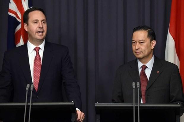 Australia e Indonesia impulsan acuerdo de asociacion economica hinh anh 1