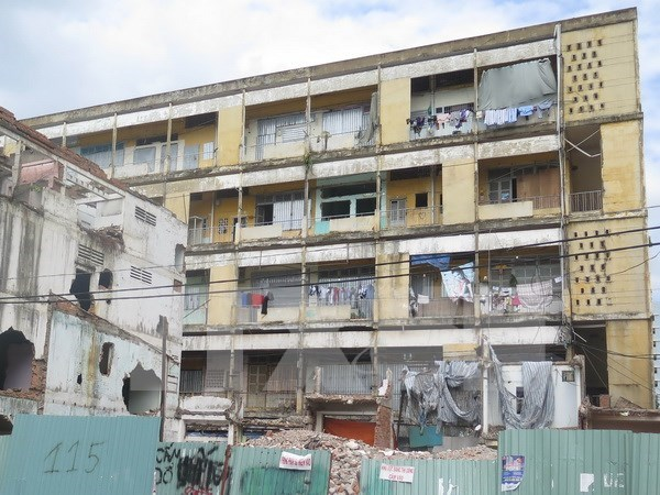 Interesadas empresas extranjeras en invertir proyecto residencial en Vietnam hinh anh 1
