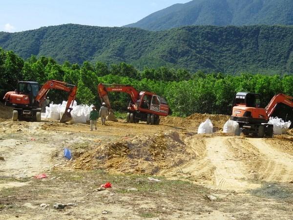 Cianuro en residuos de Formosa enterrados ilegalmente supera nivel permitido hinh anh 1