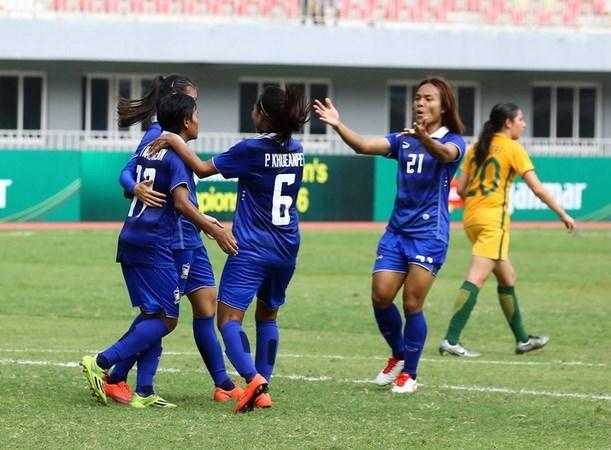 Vietnam jugara contra Tailandia en final de torneo regional de futbol femenino hinh anh 1