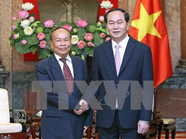 Vietnam y Camboya fortalecen cooperacion en temas religiosos hinh anh 1