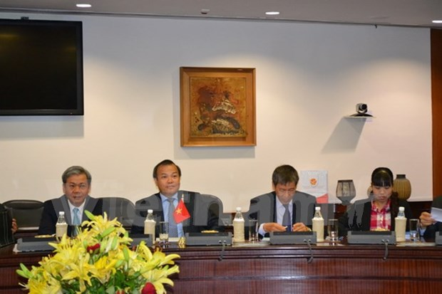 Vietnam y la India realizan octava consulta politica hinh anh 1