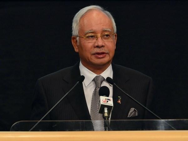 Primer ministro de Malasia destaca buena relacion con Indonesia hinh anh 1