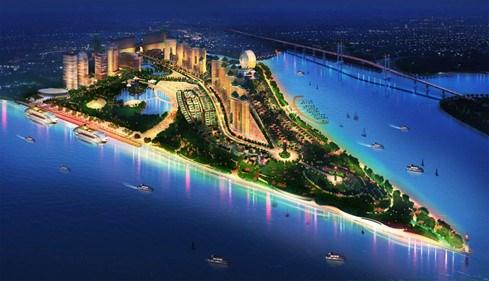 Gran inversion en proyecto urbano en Ciudad Ho Chi Minh hinh anh 1