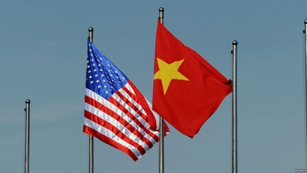 Vietnam y EE.UU. efectuan octavo dialogo de politica-seguridad-defensa hinh anh 1