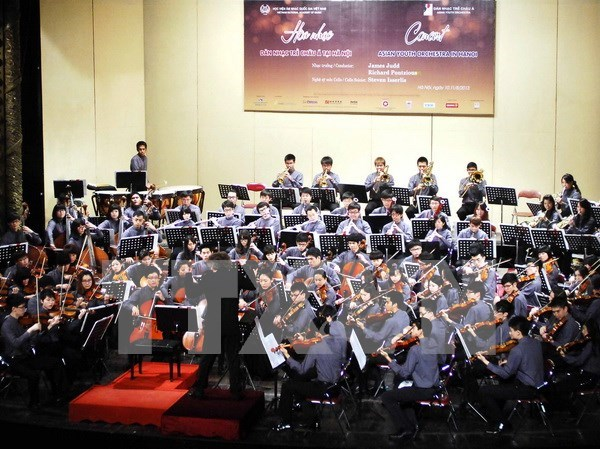 Actuara en Vietnam orquesta juvenil asiatica hinh anh 1