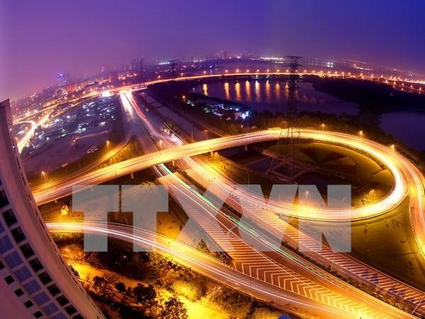 Economia de Hanoi logra un crecimiento de 7,3 por ciento hinh anh 1