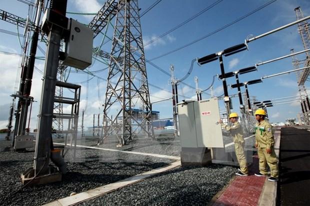 Comienza en Vietnam construccion de nueva termoelectrica hinh anh 1