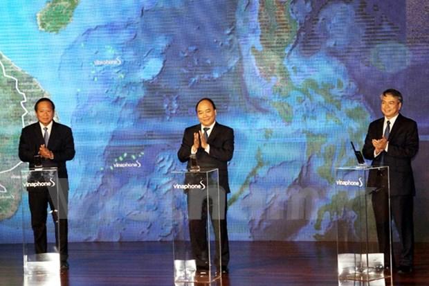 Premier de Vietnam indica lineas de desarrollo para telecomunicaciones hinh anh 1