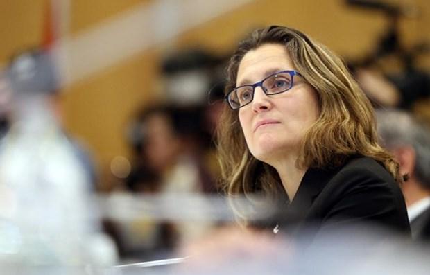 Canada ofrece asistencia millonaria a Pymes de ASEAN hinh anh 1