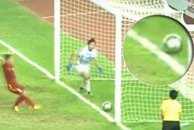 Arbitro le roba a Vietnam el campeonato sudesteasiatico de futbol femenino hinh anh 1