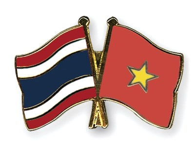 Relaciones entre Vietnam y Tailandia van viento en popa hinh anh 1