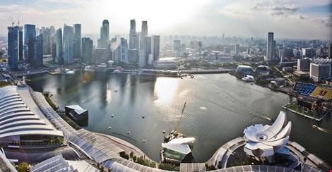 Singapur extrema vigilancia tras frustrar un ataque con cohete hinh anh 1