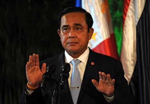 Premier de Tailandia se compromete a celebrar elecciones generales en 2017 hinh anh 1