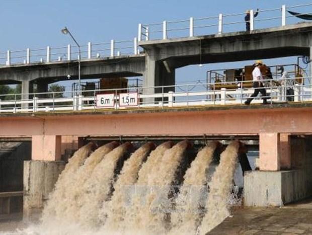 Cooperan Vietnam y Japon en administracion hidraulica hinh anh 1