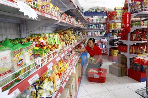 Mantienen consumidores vietnamitas alto nivel de confianza hinh anh 1