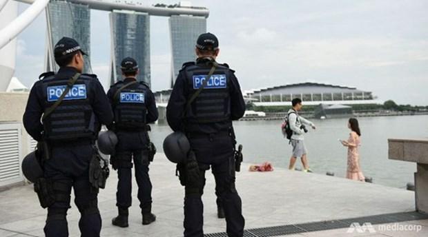 Intensifica Singapur seguridad en ocasion de Dia Nacional hinh anh 1