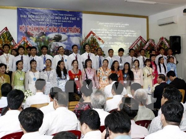 Iglesia Bautista de Vietnam efectua tercera asamblea general hinh anh 1