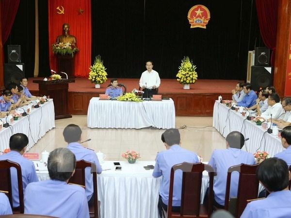Presidente de Vietnam exhorta a la Fiscalia Suprema Popular a reformarse hinh anh 1