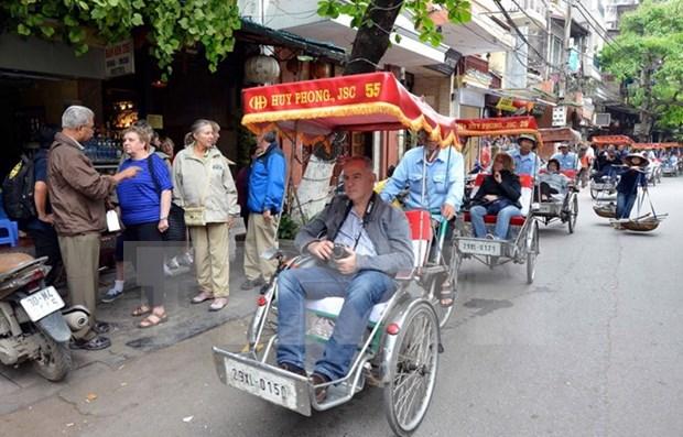 Hanoi aspira a recibir a 30 millones de turistas en 2020 hinh anh 1