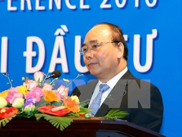 Premier de Vietnam recorre la provincia central de Quang Ngai hinh anh 1