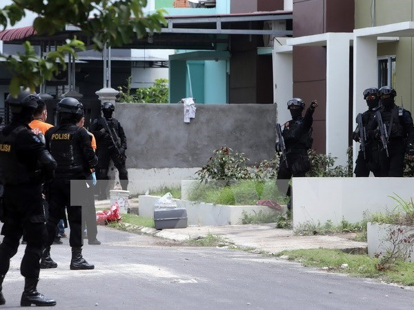 Indonesia vigila terroristas en Batam hinh anh 1