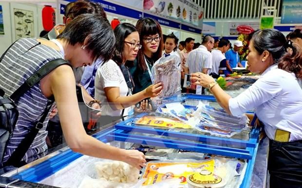 Empresas vietnamitas presentan productos en Japon hinh anh 1