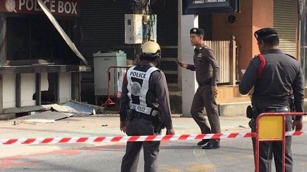 Tailandia: ocho explosiones ocurridas en ultimas 24 horas hinh anh 1