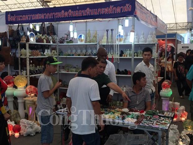 Vietnam y Tailandia promueven comercio bilateral hinh anh 1