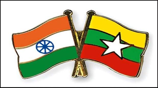 India y Myanmar realizan decimoquinta consulta diplomatica hinh anh 1