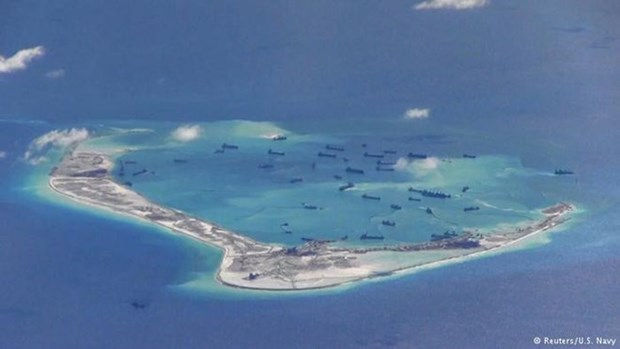 Organizacion francesa exhorta a China cumplir con leyes internacionales hinh anh 1