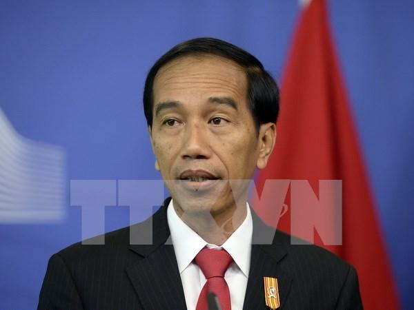 Presidente de Indonesia ordena investigar presunto rol de policias en trafico de dro hinh anh 1