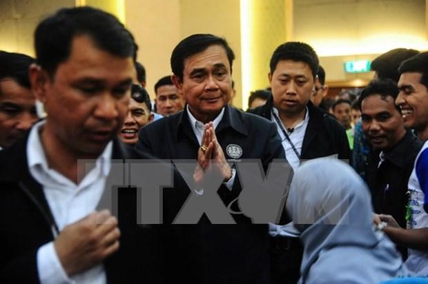 Premier tailandes pide fomentar seguridad tras serie de explosiones de bombas hinh anh 1