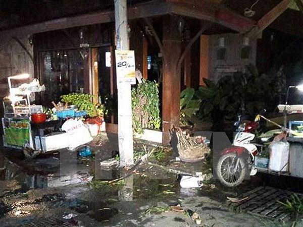 Ningun vietnamita afectado por atentados con bombas en Tailandia hinh anh 1