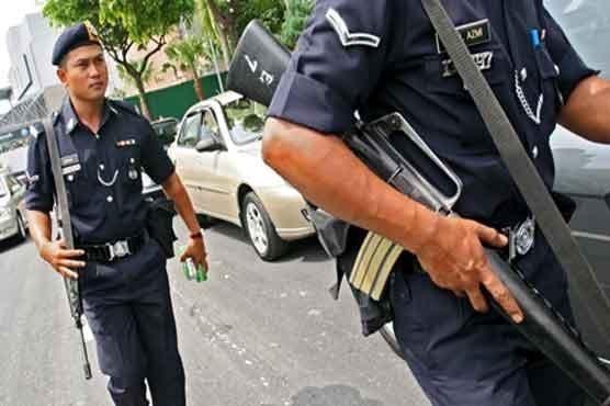 Malaysia detiene a nueve presuntos militantes de EI hinh anh 1