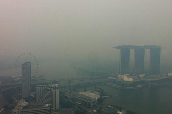 Malasia llama a paises de ASEAN a unir esfuerzos contra desastre neblina hinh anh 1