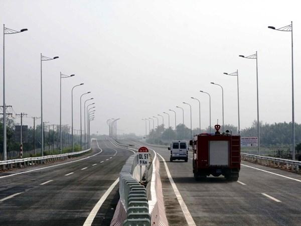 Inversion millones para la construccion de autopista Dau Giay - Tan Phu hinh anh 1