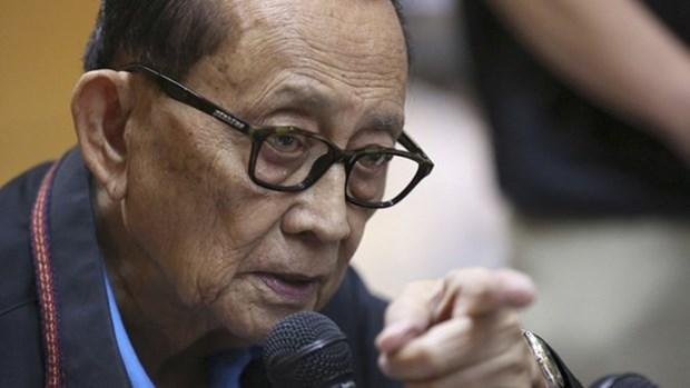 Filipinas propone mecanismo de dialogo con China sobre Mar del Este hinh anh 1